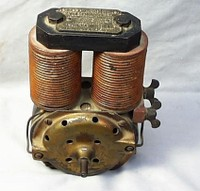 Kiemle hankins history birclar electric for History of the electric motor